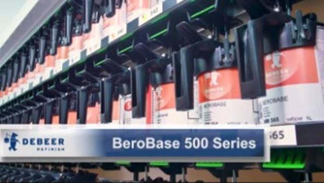 DE BEER BEROBASE 578 X 1 LT
